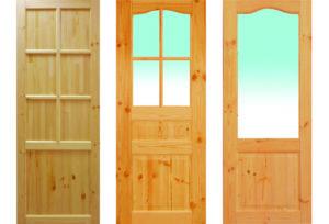 Филенчатые двери своими руками