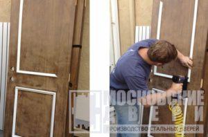 Как отреставрировать межкомнатную дверь своими руками