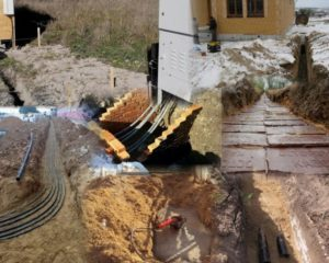 Как проложить кабель под дорогой и какие требования нужно учитывать