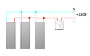 Как подключить обогреватель СКЭН?