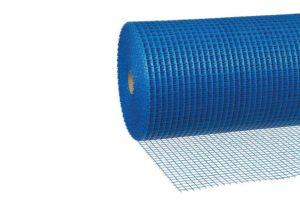 Фасадная строительная сетка: описание и применение