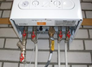 Как подключить газовый котел