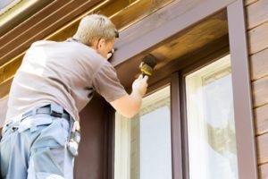 Покраска фасада дома: советы и рекомендации
