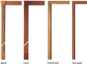 Как правильно установить дверные наличники