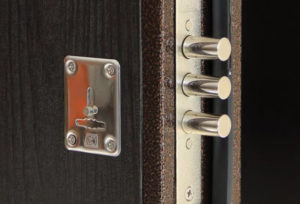 Лучшие замки для металлических дверей