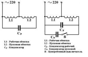 Как подключить электродвигатель с неизвестными характеристиками?