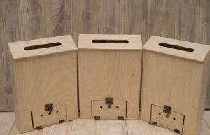 Как сделать почтовый ящик