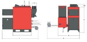 Пеллетные котлы отопления: инструкция по установке