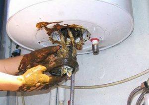 Удар током при неисправности водонагревателя
