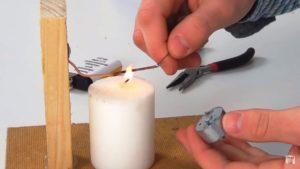 4 простых способа сделать паяльник из подручных материалов