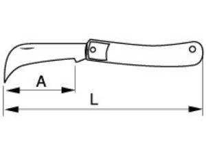 Как сделать нож электрика — инструкция в картинках