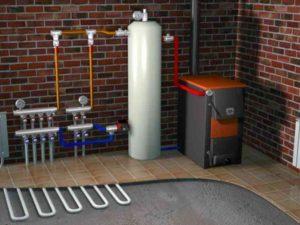 Как выбрать и установить котел отопления водяной системы