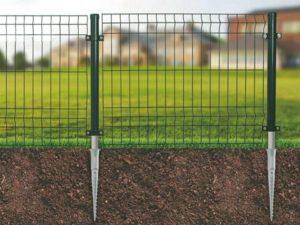 Можно ли использовать забор как заземление?