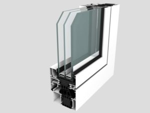 Как выбрать алюминиевое окно