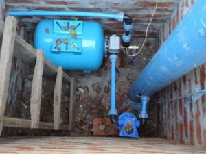 Водопровод частного дома своими руками