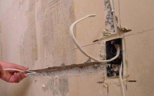 Как заменить электропроводку в хрущевке — пошаговая инструкция
