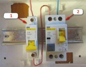 Что будет, если перепутать фазу и ноль на автоматическом выключателе?