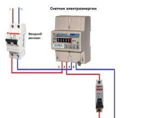 Как установить счетчик электроэнергии — пошаговая инструкция