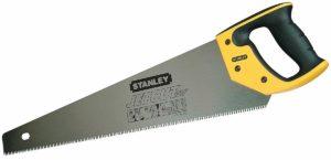 Как выбрать ножовку по дереву
