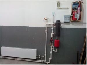 Экономичные способы электрического отопления гаража