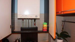 Оформление кухни в хрущевке своими руками. Варианты размещения газового котла на кухне