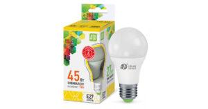 Оцените производителя светодиодных ламп ASD