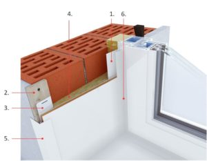 Технология установки откосов на окна
