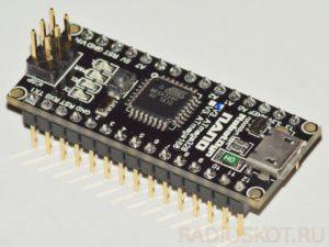 ROBOTDYN NANO V3 ATMEGA/CH340G