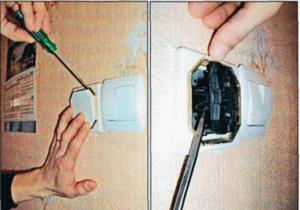 Как самостоятельно отремонтировать выключатель света?