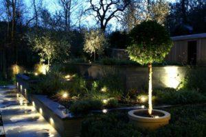 Садовые светильники: выбор для дачного участка