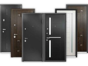 Лучшие производители металлических дверей