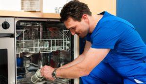 Основные неисправности посудомоечных машин