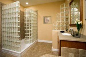 Перегородка в ванной комнате: выбор материала, инструкция по монтажу