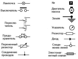Как научиться читать электросхемы?