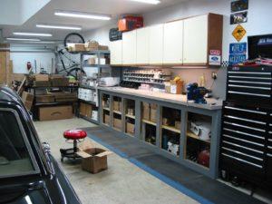 Автономное освещение гаража – 7 простых идей