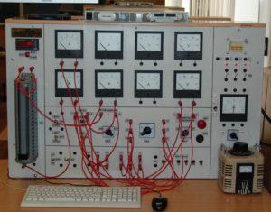 Как запитать учебный стенд для электрика?