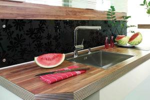Столешницы для кухни - тонкости выбора