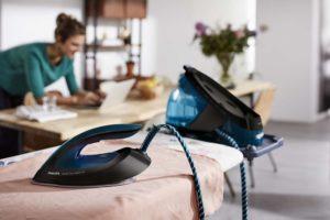 Как выбрать современный утюг для домашнего использования?