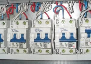 Использование автоматического выключателя постоянного тока в квартире