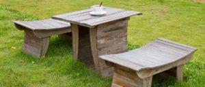 Мебель для для дачи своими руками