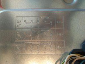 В чём ошибка подключения варочной панели?
