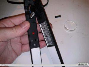 Как починить обрыв провода в плойке?