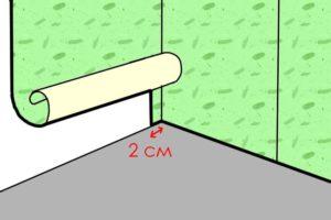 Клеим флизелиновые обои своими руками. Технология монтажа флизелиновых обоев