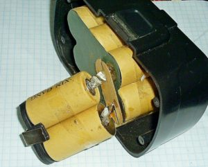 Ремонт аккумулятора шуруповерта своими руками