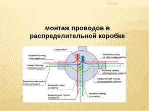 Помощь по определению проводов в распределительной коробке