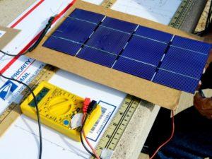 Собираем солнечную батарею в домашних условиях