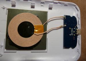 Как сделать беспроводную зарядку из проводной (простой)?