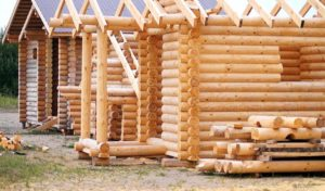Выбираем материал для строительства бани