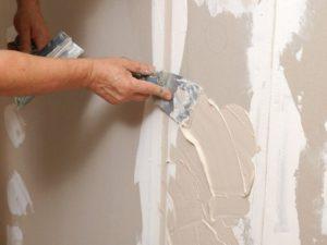Шпаклевание стен: практические советы