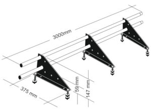 Снегозадержатели на крышу: назначение и особенности конструкции. Как сделать снегозадержатели на крышу своими руками. Рекомендации по изготовлению снегозадержателей своими руками
